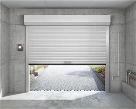 porte de garage enroulable par la toulousaine