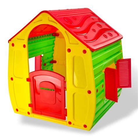 spielhaus kunststoff ikea kinder spielhaus kinderhaus kinderspielhaus magical house