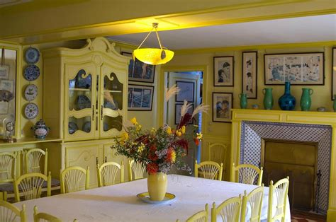 monet dining room monets garden at giverny dining room the talking suitcase