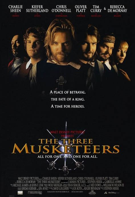 Three Musketeer the three musketeers movieguide reviews for