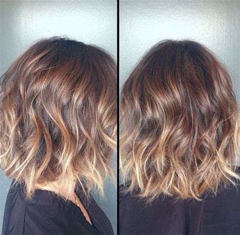 short ombre hair pretty short ombre haircut hairstyles weekly