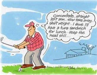 soft swing story funny golf cartoons and golfing trivia