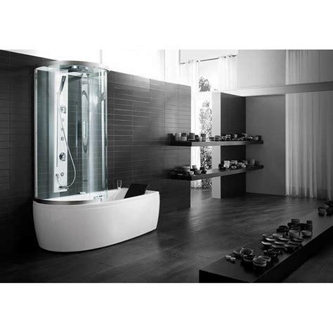 vasca con cabina doccia vasca idromassaggio teuco combin cabina doccia parete
