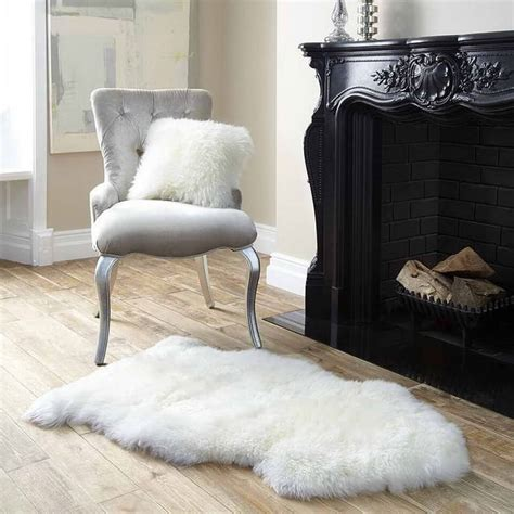 Sheepskin Runner Rug Royal Large Sheepskin Rug Neutral Iwoot