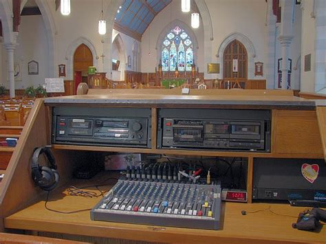 best sound mixer for church