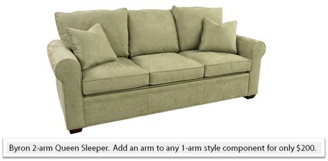 sleeper sofa air bed byron sectional queen sleeper sofa right facing air