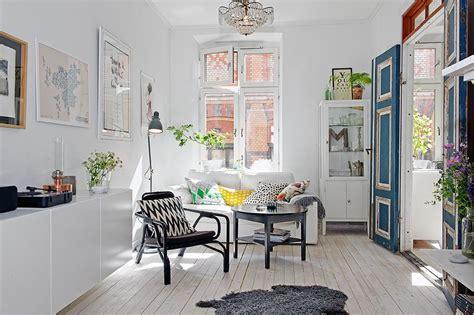 scandinavian home decor blogs departamento de 2 ambientes lleno de detalles y acentos de