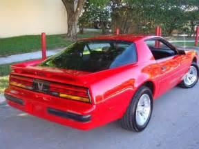 1989 Pontiac Firebird 1989 Pontiac Firebird Formula 2 Door Coupe 102035