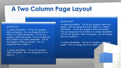 powerpoint themes disappeared missing piece a powerpoint template from presentermedia com