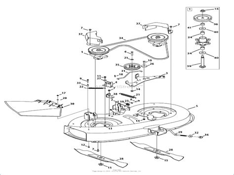 huskee lawn tractor parts diagram wiring diagram for huskee lawn tractor kanvamath org