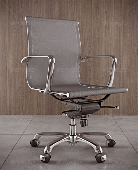 The Office Chair Model Quotes by Espia Office Chair By Andreikuzmin 3docean