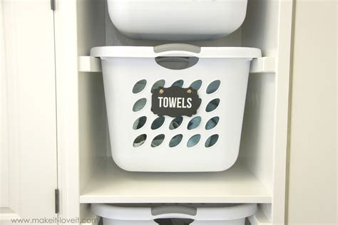 laundry diy diy laundry basket organizer built in make it and