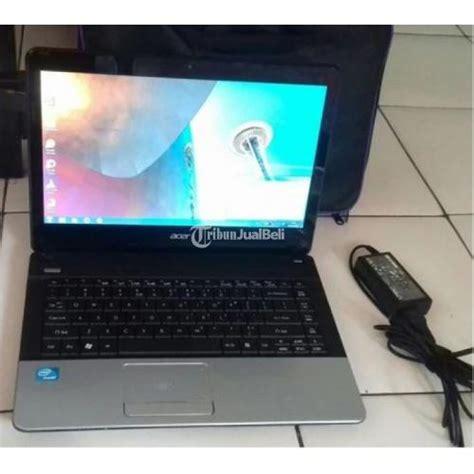 Laptop Acer Buat Laptop Acer Aspire E1 431 Kondisi Masih Normal Cocok Buat Kuliah Atau Kantoran Depok Dijual