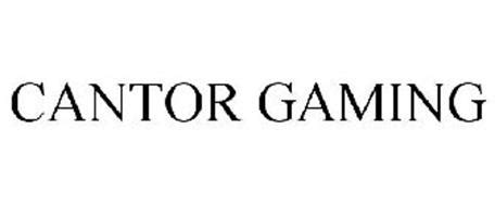 cantor gaming cantor gaming trademark of cantor fitzgerald securities