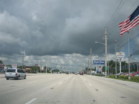 Palm Detox Okeechobee Blvd by Panoramio Photo Of Monsoon Sky In Okeechobee Blvd West