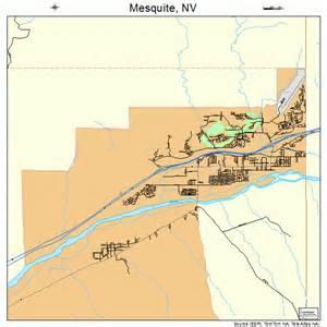 map mesquite mesquite nevada map 3246000