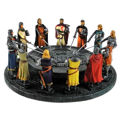 king arthur and the knights of the table buy knights of the table model heritage