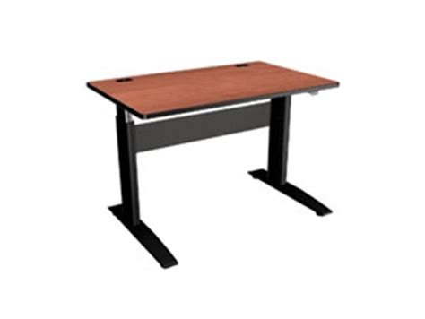 affordable sit stand desk electric sit to stand height adjustable desk