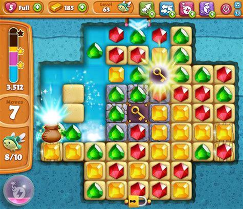 mod game cho apk game diamond digger saga hack full cho android