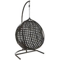swingasan hanging chair swingasan 174 birdseye hanging chair pier 1 imports