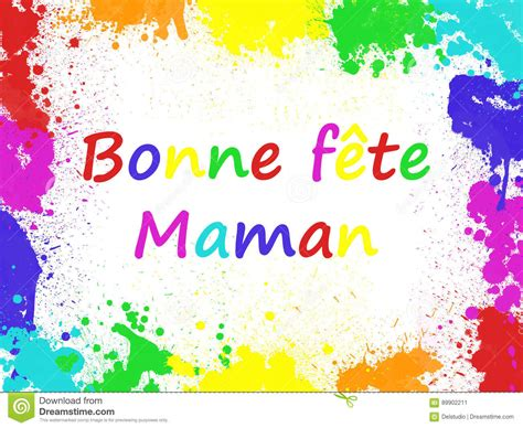 Happy Mothers Day Isabelles Maman by Bonne Fete Maman Meaning Happy Mothers Day In