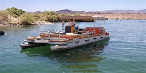 boat rental havasu pontoon boat rental company in lake havasu city arizona