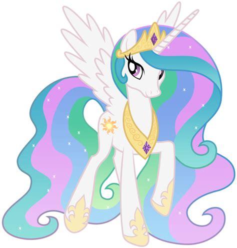 My Pony Princess Celestia Pictures Princess Celestia Minecraft Skin