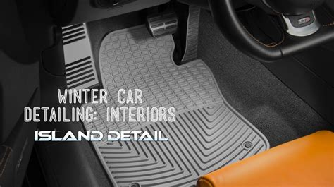 Interior Detailing Tips by Winter Detailing Tips Interior Island Detail And Color