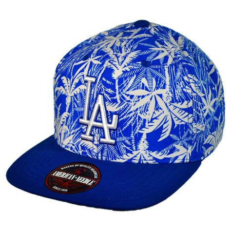 american needle los angeles dodgers mlb hilo strapback