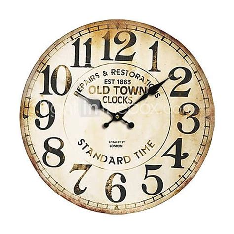 country clock country house wall clock