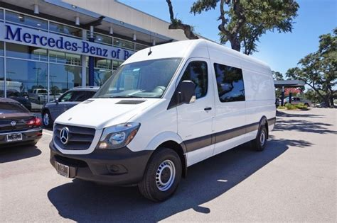 Mercedes Sprinter Crew by Mercedes Sprinter Crew Vans Cars For Sale