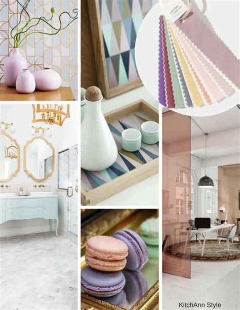 pantone interiors  color palettes home decor trends