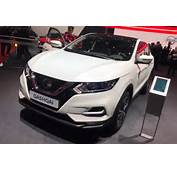 Facelifted Nissan Qashqai Unveiled At Geneva  Auto Express