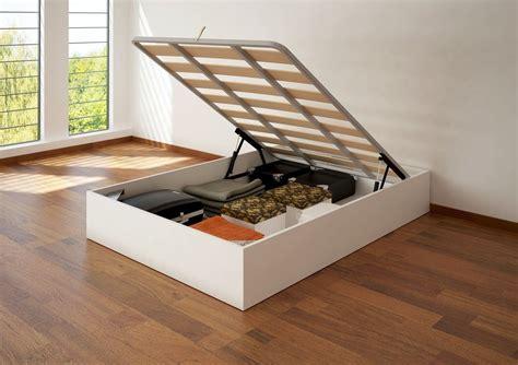 canapes de cama ahorrar espacio con la cama en el dormitorio