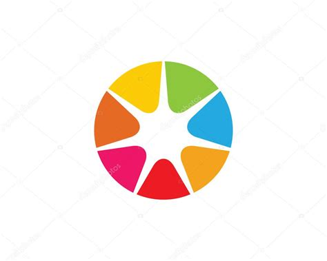 color logo color logo template stock vector 169 elaelo