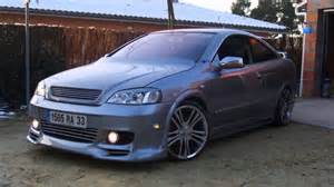 Opel Astra G Tuning Opel Astra G Tuning Projects