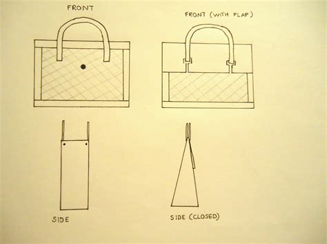 pattern maker tutorials bags you can make tutorial the day bag pattern making