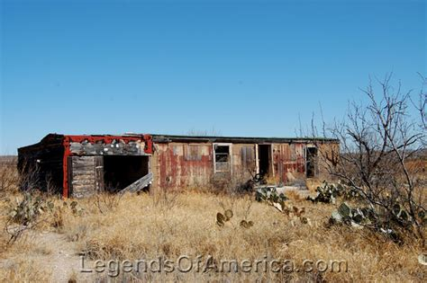 box car house legends of america photo prints texas langtry tx railroad boxcar house