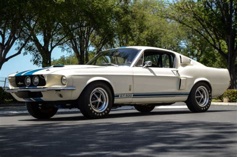 ford gt original 1967 ford mustang shelby gt 500 4 spd original paint 49k