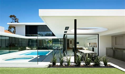 luxury home floor plans australia modern house modernist mid century inspired family home with beautiful