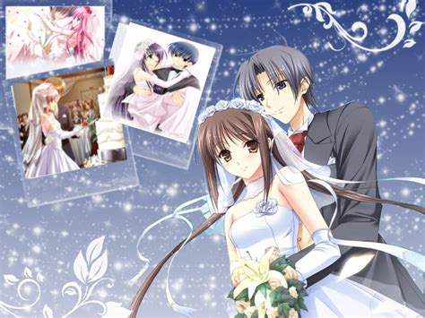 wedding anime anime wedding runochan97 wallpaper 33554798 fanpop