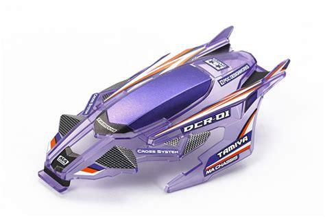 tamiya america item 95373 jr set dcr 01 clear purple