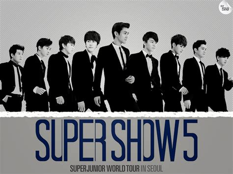 Suju Creative 5 junior show 5 wallpaper by super naruman junior