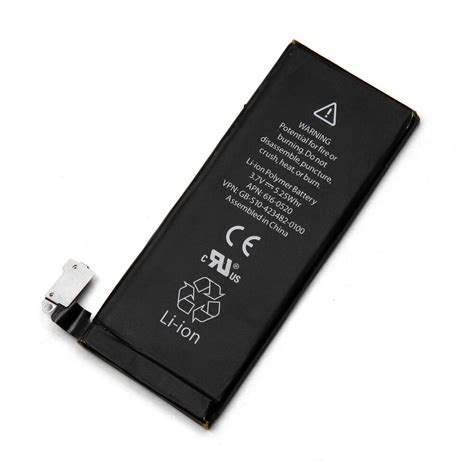 new 1430mah replacement 3 7v li ion battery for iphone 4 4g ebay