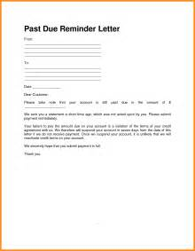 Official Payment Reminder Letter 11 Friendly Payment Reminder Letter Parts Of Resume