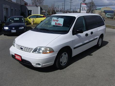 2003 ford windstar 2003 ford windstar lx utility kitchener ontario used