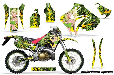 design graphics mx honda crm 250 graphics dirt bike decals honda crm 250