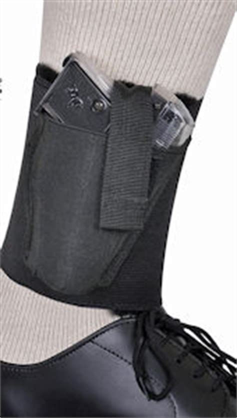 most comfortable ankle holster comfortable dual use ankle holster