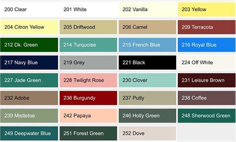powder coating colors colors canoga park california ca