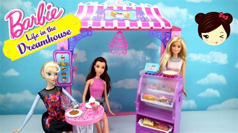 barbie boat video barbie pasteler 237 a juguetes de barbie dreamhouse elsa y